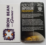 Pocket Imperium ludicreations Prosperity expansion