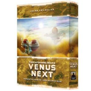 Terraforming Mars Venus Next Expansion