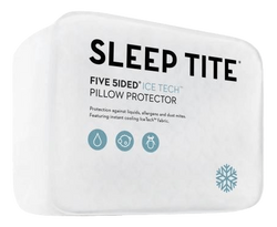 Five 5ided IceTech-Protector-Pillow Protector - Malouf-Standard set of 2-Town Sleep