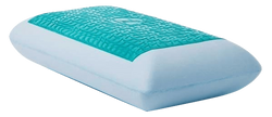 "GEL DOUGH® + Z™ GEL-Pillow-6""/7"" Plush - Malouf-Queen-Mid-Town Sleep"