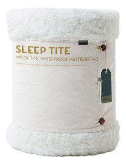 Wool Tite-Protector-Mattress Protector - Malouf-Twin-Town Sleep