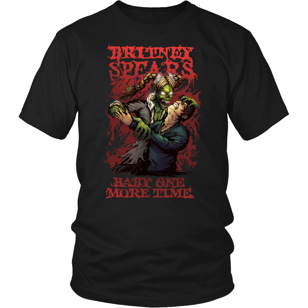 Baby One More Time Metal Shirt