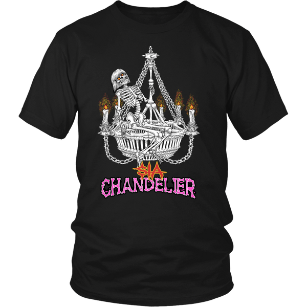 Chandelier Metal Shirt (2)