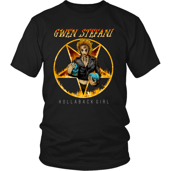 HollaBack Girl Metal Shirt
