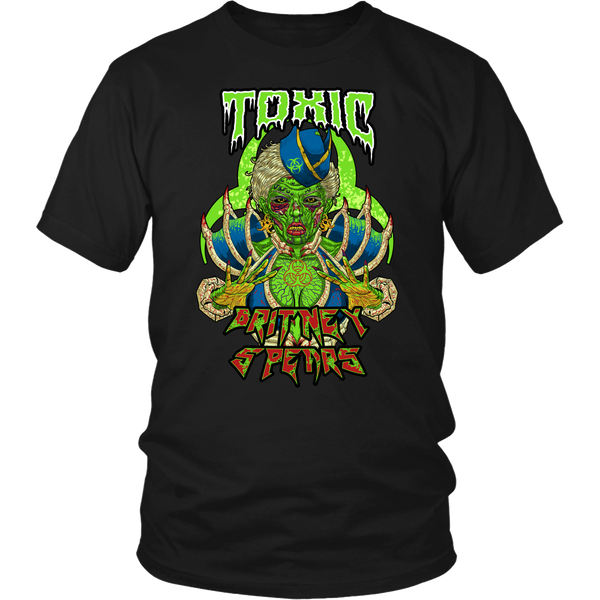 Toxic Metal Shirt