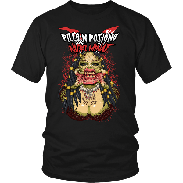 Pills n Potions Metal Shirt