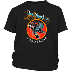 Drag Me Down Metal Shirt