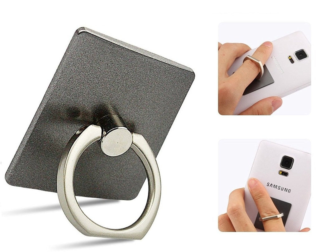 Ring Stand Holder for iPhone, Samsung Galaxy, Tablets, iPads and More!