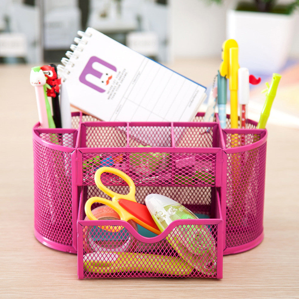 Stationery Desk Organizer