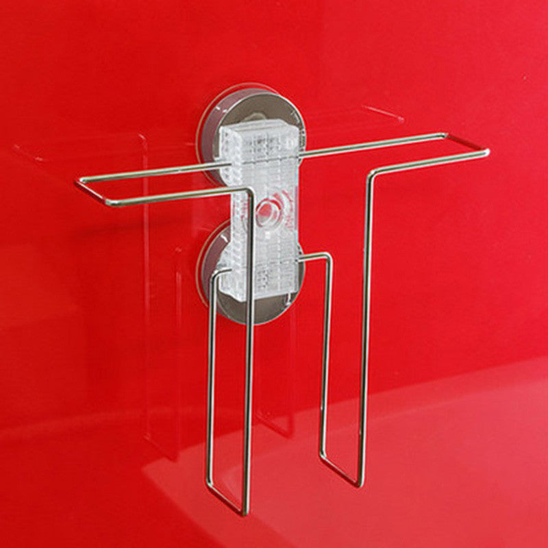 Stainless Steel Wall Mounted Magazine Rack