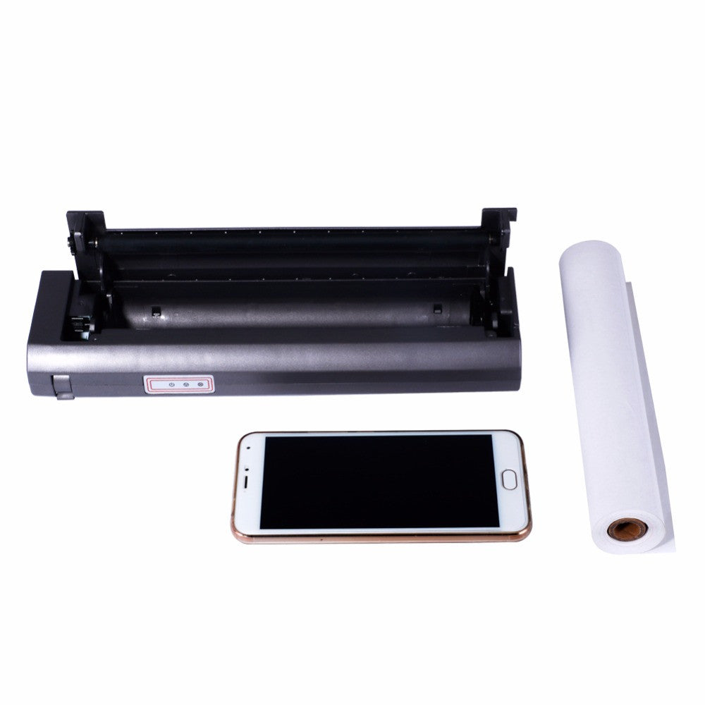 Portable Bluetooth Mobile Monochrome Printer