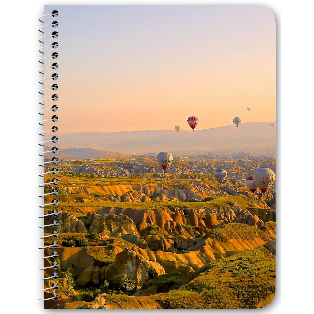 Notebook - Balloons