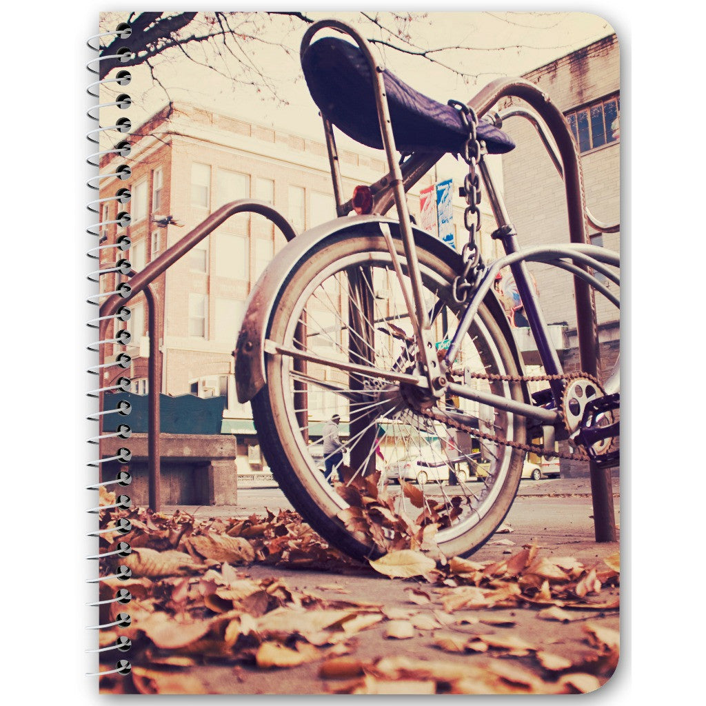 Notebook - Vintage Bicycle