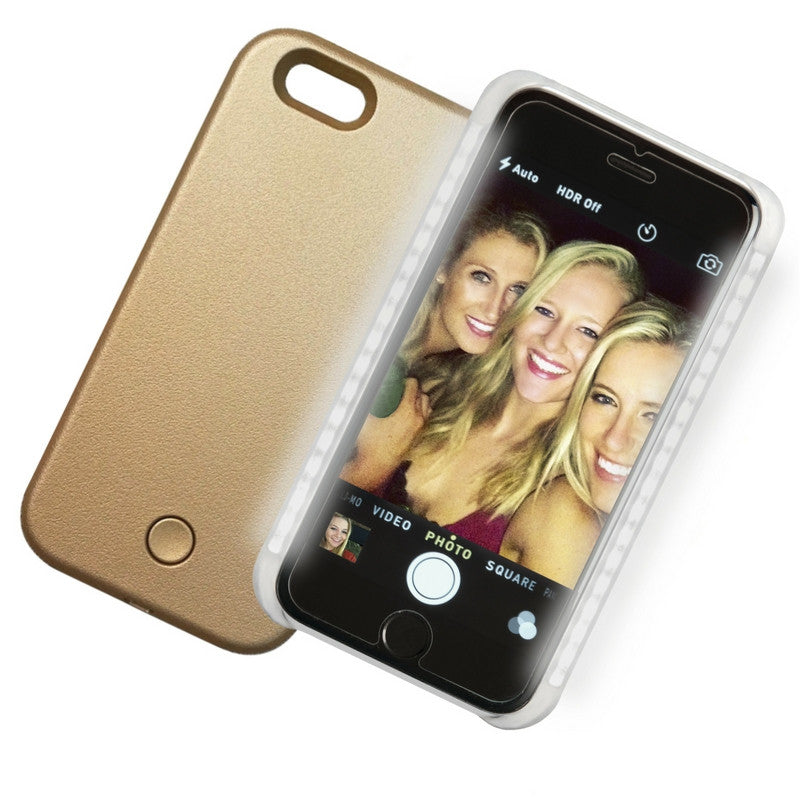 LED Light-up phone case for iPhone 7
