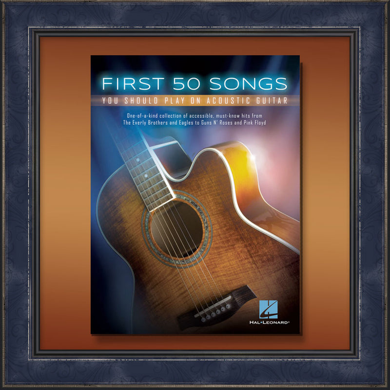 First 50 Songs You Should Play On Acoustic Guitar Wild Acoustic
