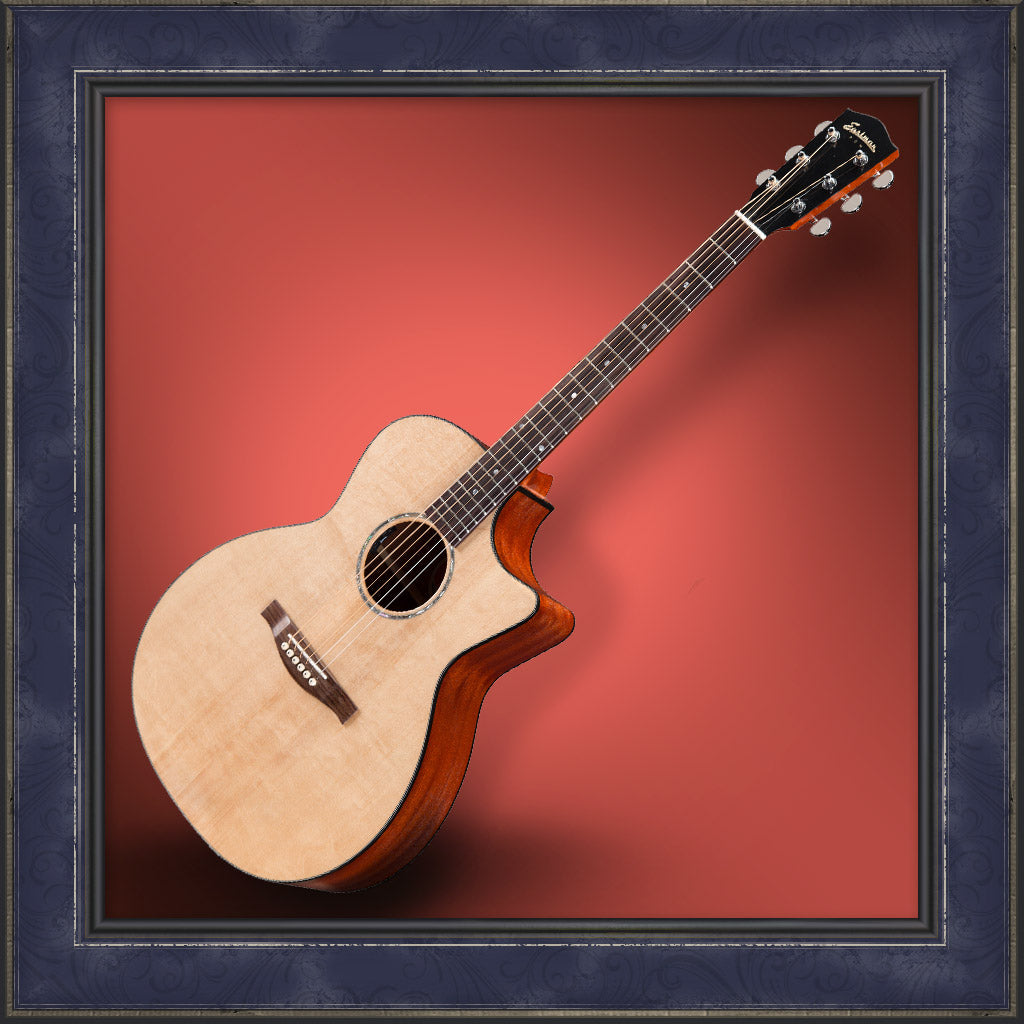 Guitar, Eastman Grand Auditorium PCH1-GACE