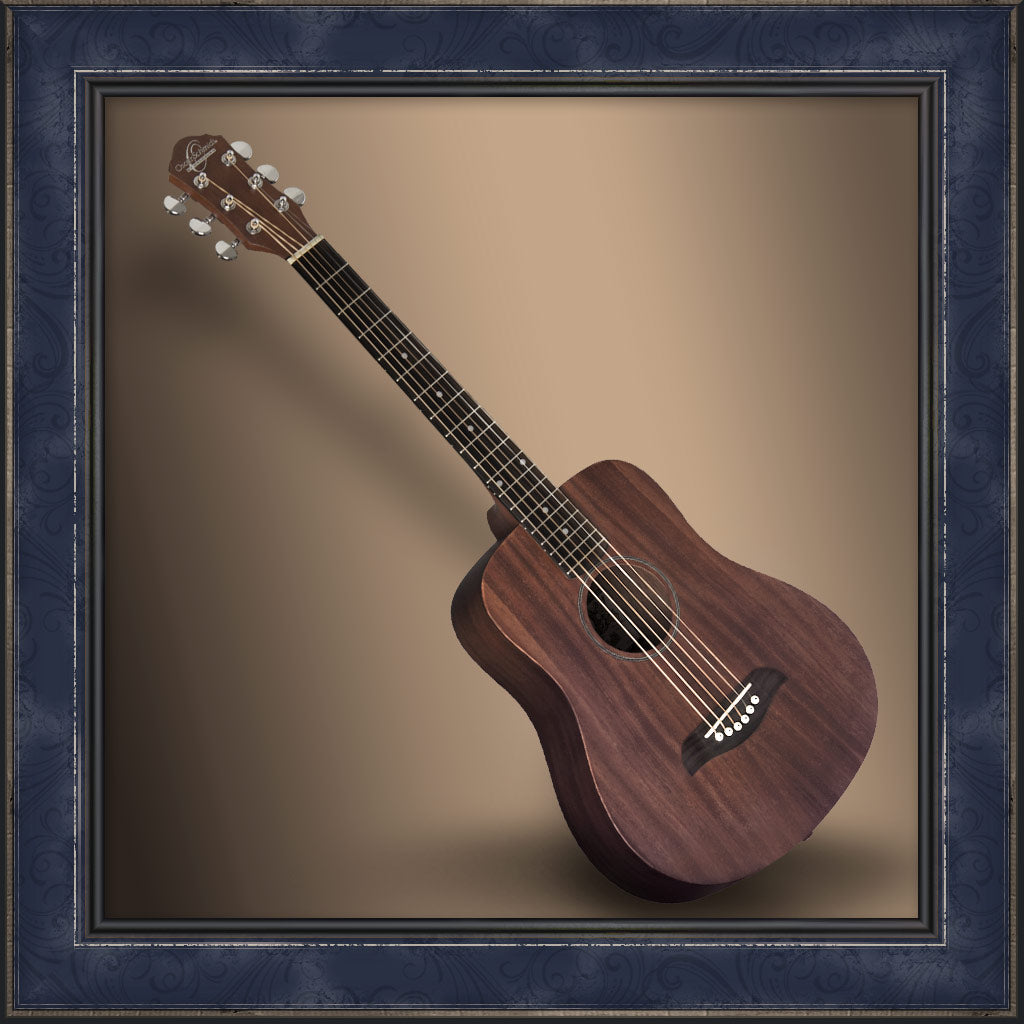 Guitar, Mini Dreadnought