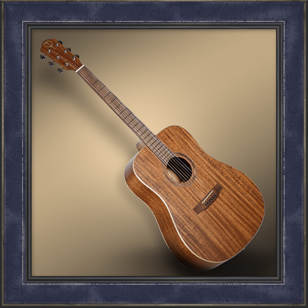 Guitar, Teton Dreadnought, 103 Series