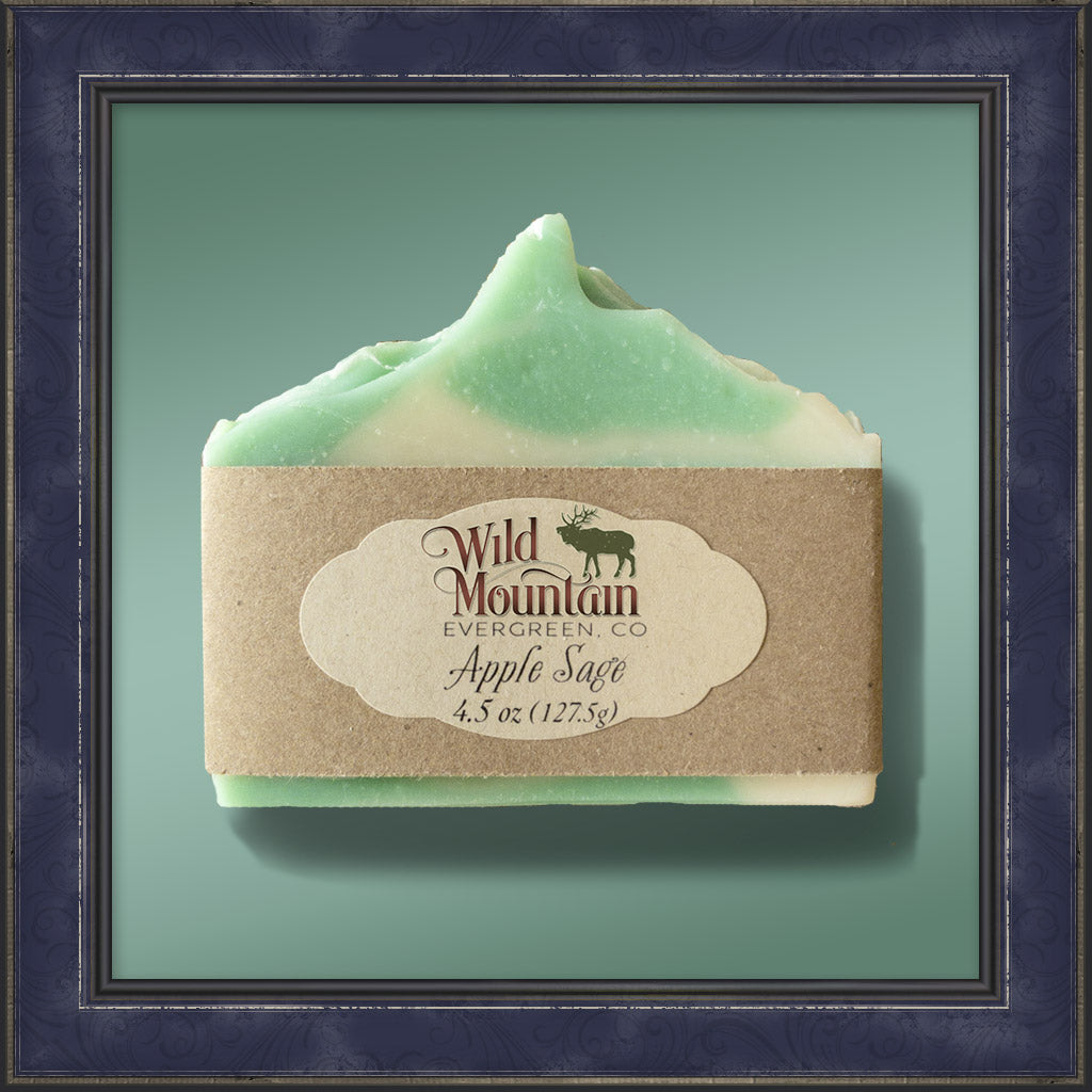 Soap Apple Sage