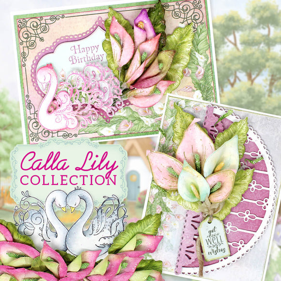 Heartfelt Creations- Calla Lily Collection Dec 19