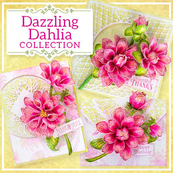 Heartfelt Creations - Dazzling Dahlia Nov 20