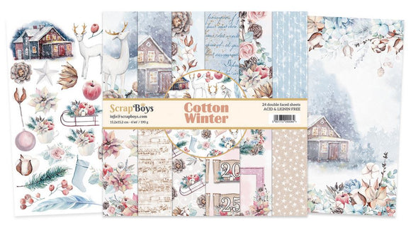 ScrapBoys - Cotton Winter