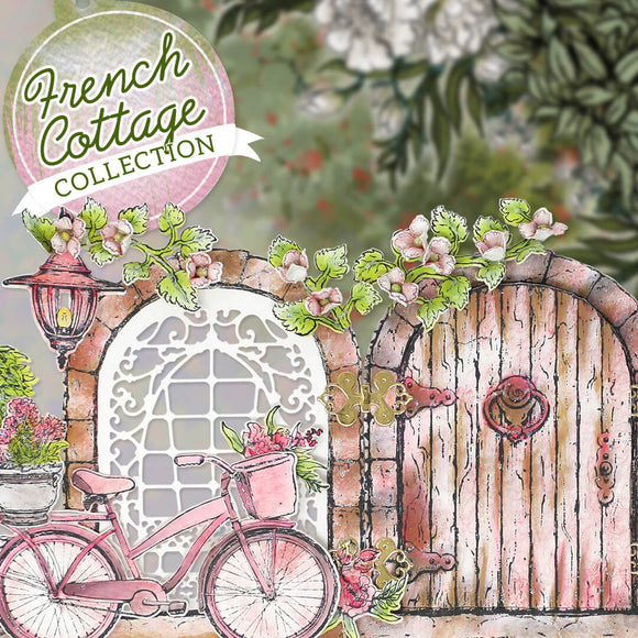 Heartfelt Creations - French Cottage Collection April 2020