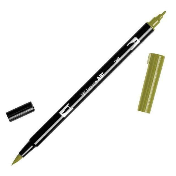 Tombow Dual Brush 098- Avacado