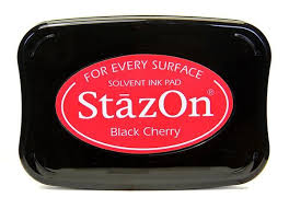 StazOn - Black Cherry