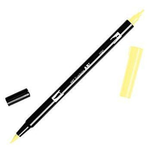 Tombow Dual Brush 090- Baby Yellow