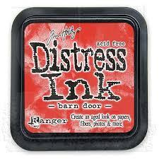 Ranger  Distress Ink Pad- Barn Door