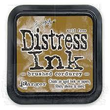 Ranger Distress Ink - Brushed Corduroy