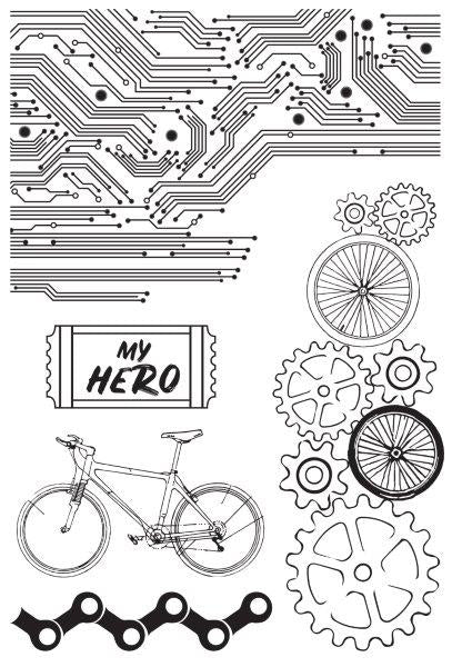 CS364 : Workshop Clear Stamp