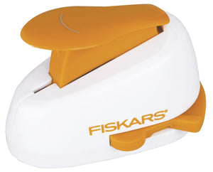 "Fiskars Corner Lever Punch 1"" Medium"