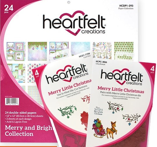 HCCE1-639 - Merry and Bright, Christmas Creative Essentials
