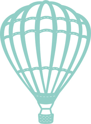 DD3355 Kaisercraft - Decorative Die - Hot Air Balloon