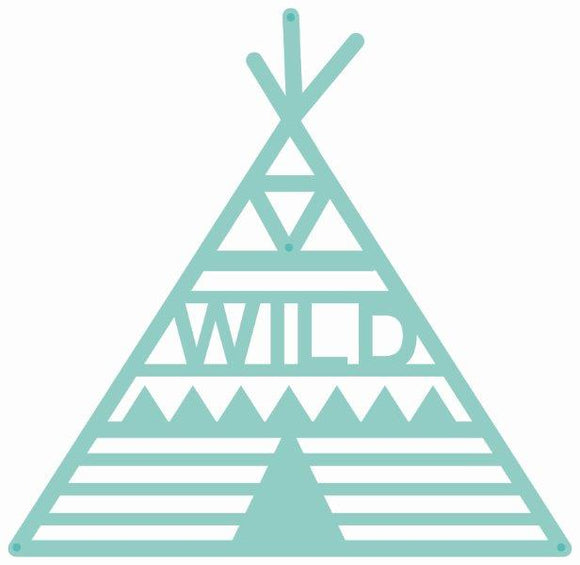 DD496 - Kaisercraft : Decorative Die - Teepee