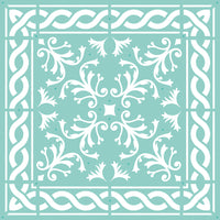 DD618 - Decorative Die - Patterned Tile