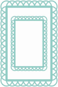 DD796 - Decorative Die - Elegant Frames
