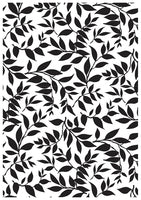 EF214 - Kaisercraft : Embossing Folder - Leaves