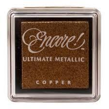 Encore Ultimate Metallic-  022 Copper