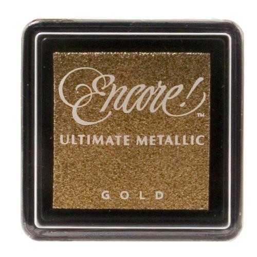 Encore Ultimate Metallic -010 Gold