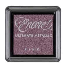 Encore Ultimate Metallic- 002 Pink