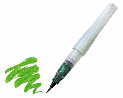 Wink Of Stella Brush Pens - Glitter Green