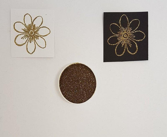 Embossing Powder - Gold Tinsel BULK