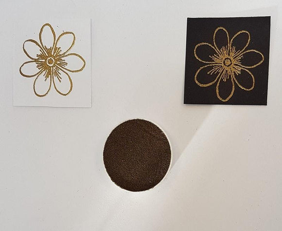 Embossing Powder - Gold Small