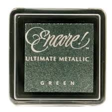 Encore Ultimate Metallic-008 Green