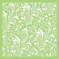 IT450 - Swirl Flourish 6 x 6 Designer Template