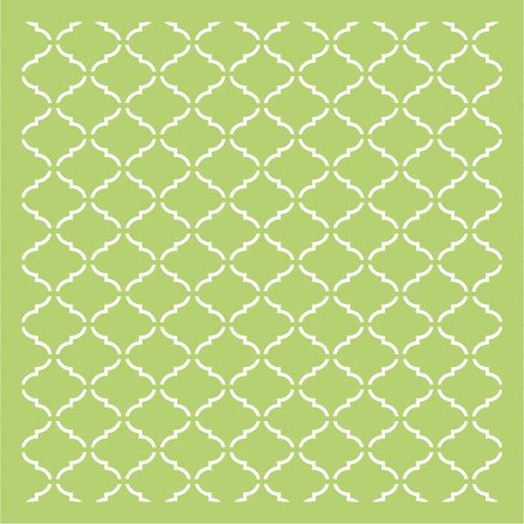 IT469 - Kaisercraft : 6x6 Designer Template - Lattice