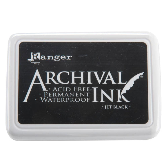 Archival Ink-  A3PO6701 Jumbo- Jet Black
